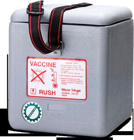 Kylväska för vaccin
