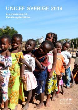 UNICEF Sveriges årsredovisning 2019