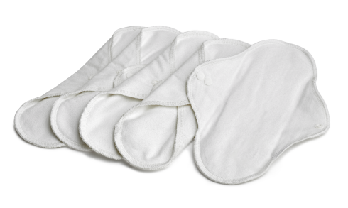 Tvättbara bindor