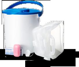 Vatten- och hygienpaket