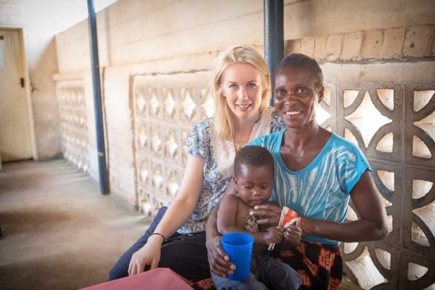 Jenny Strömstedt är UNICEF-ambassadör sedan 2015.